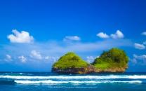 pantai untuk prewedding